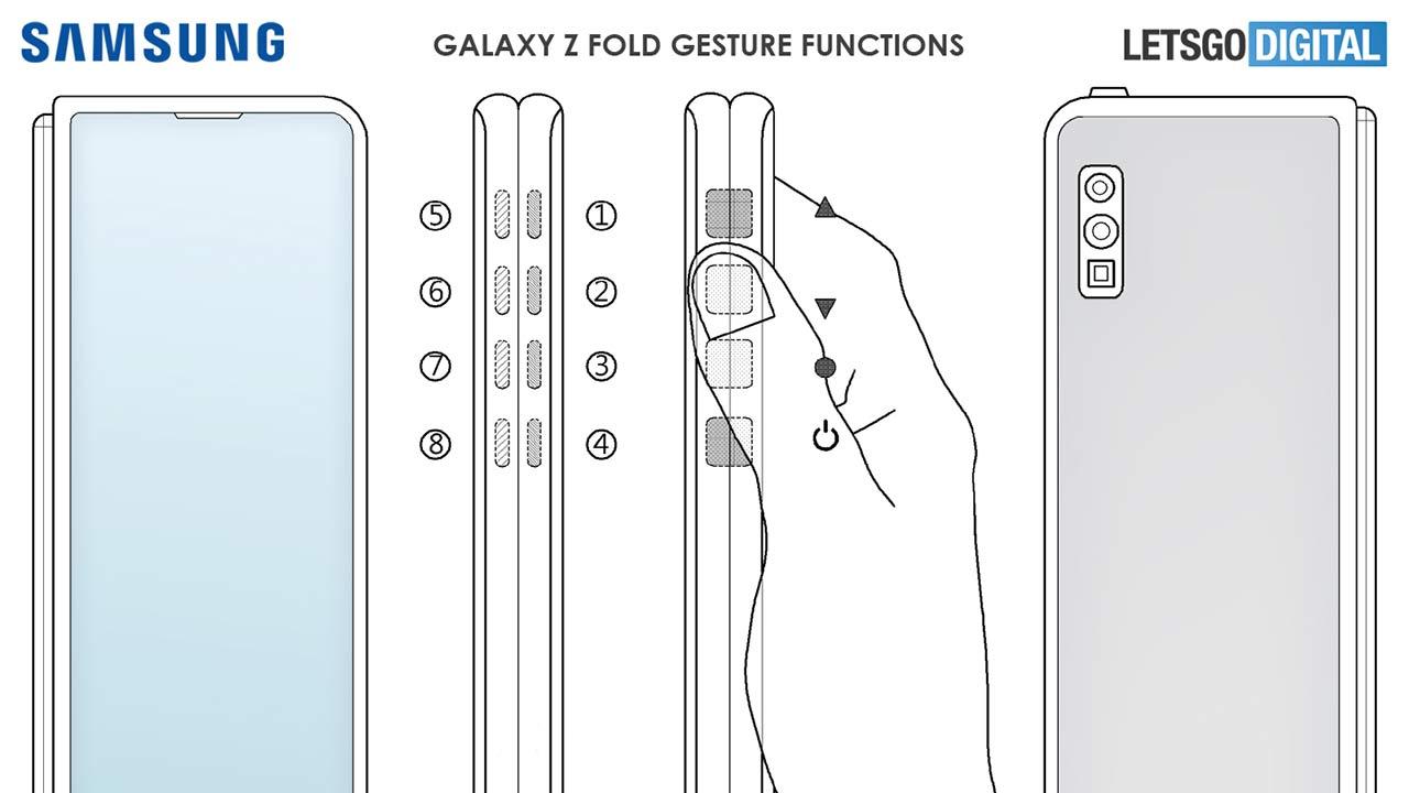 Galaxy Z Fold 3 novità