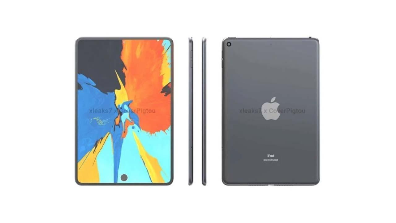 iPad Mini 6 design