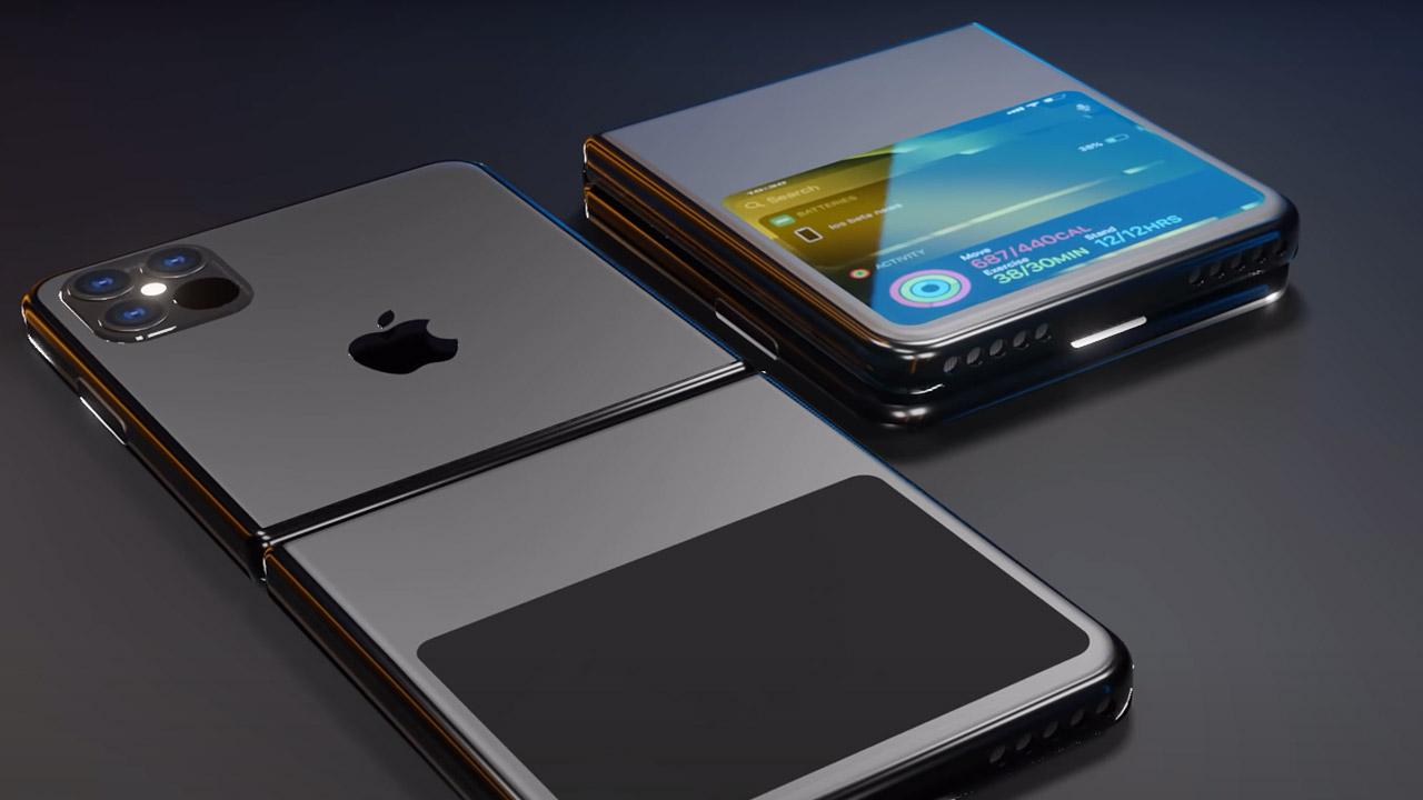 iPhone pieghevole uscita