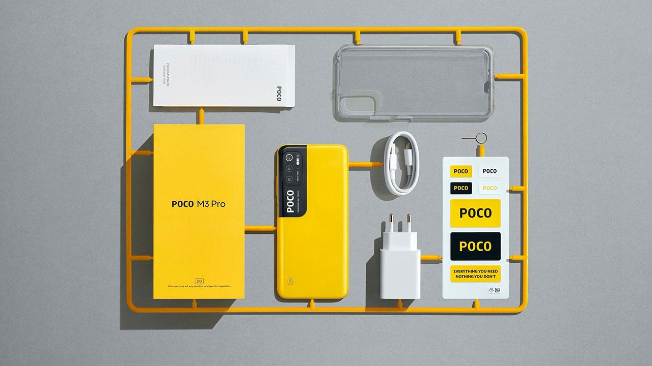 Poco M3 Pro 5G smartphone 5G economico