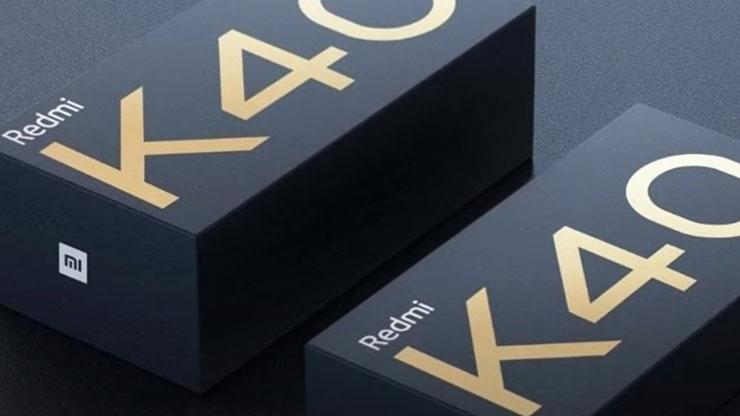 Redmi K40 nuova edizione