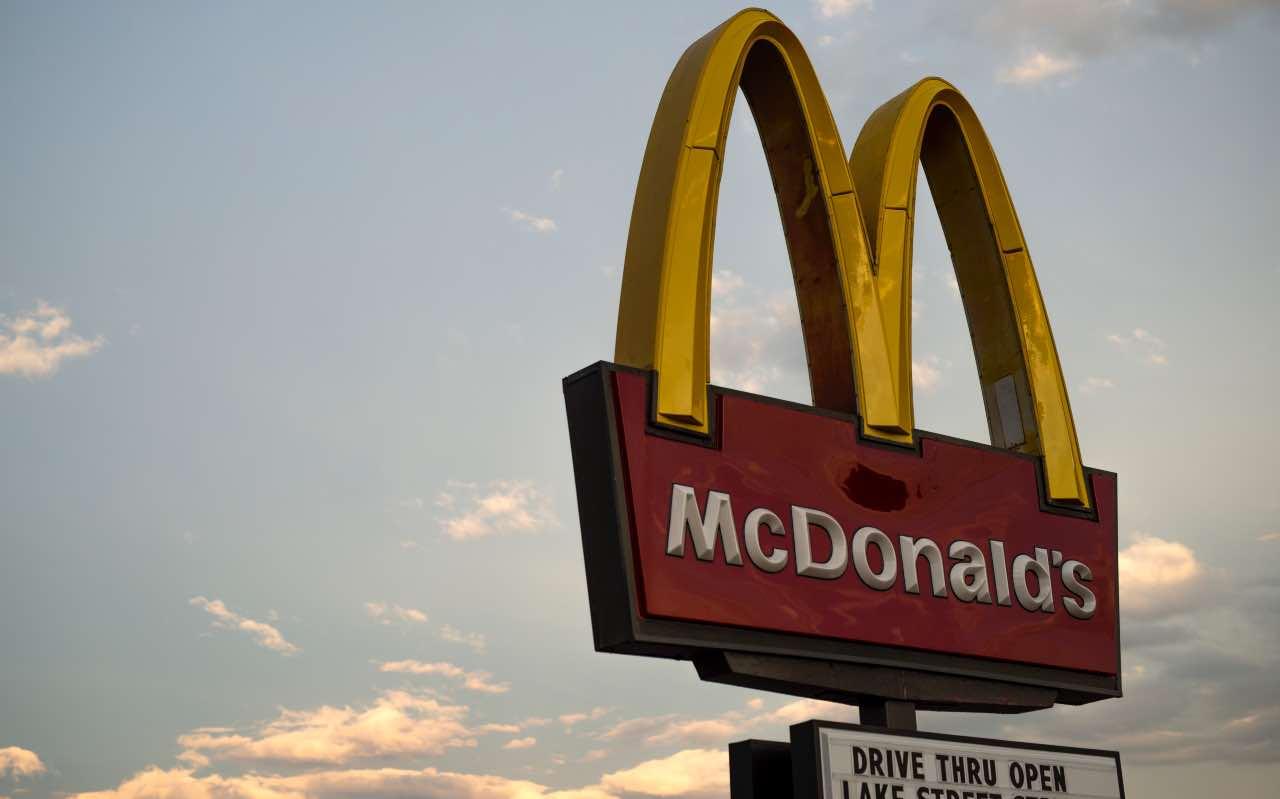 McDonald's furto dati