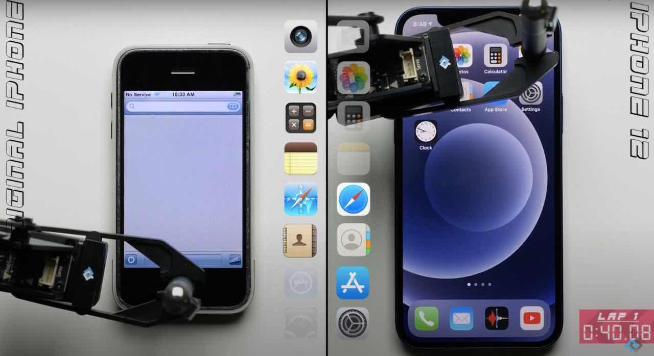 iPhone 2g 12