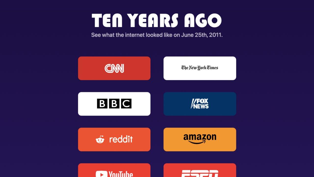 internet 10 anni fa