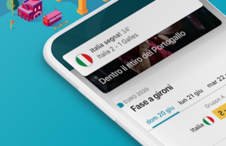 euro 2020 app