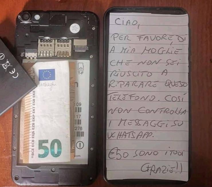 ayuda del teléfono celular