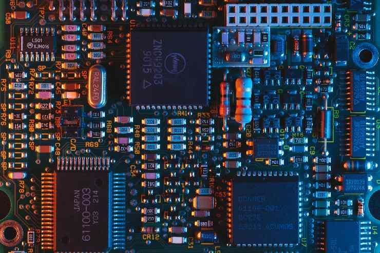 AI Google microchip