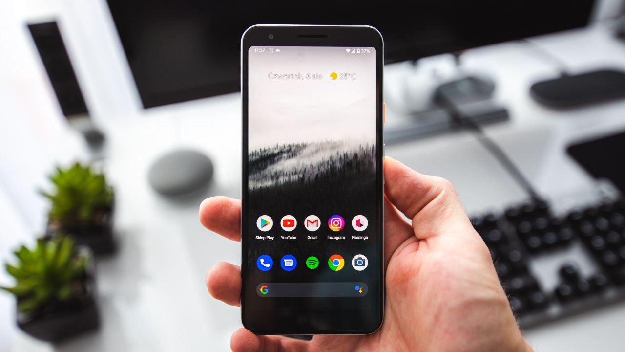 Google Pixel Cartella bloccata foto