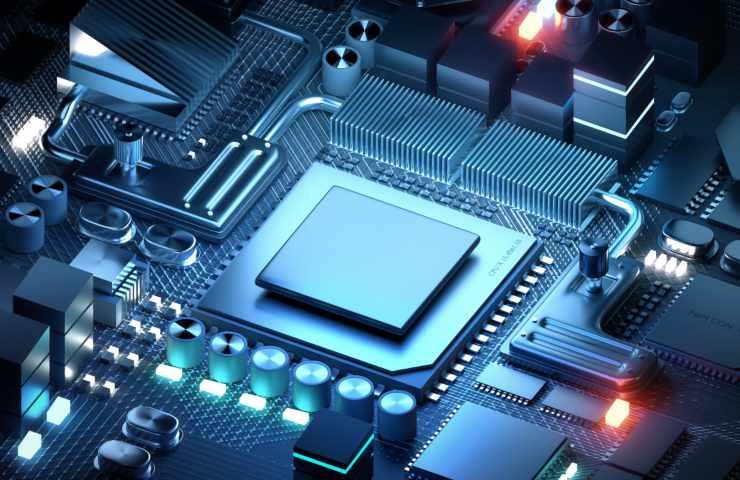 Hi-tech articoli contraffatti Carenza di chip