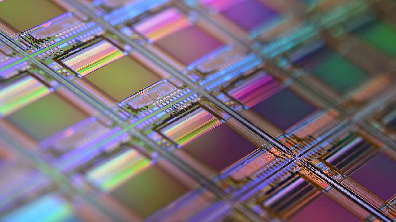 Microchip AI Google