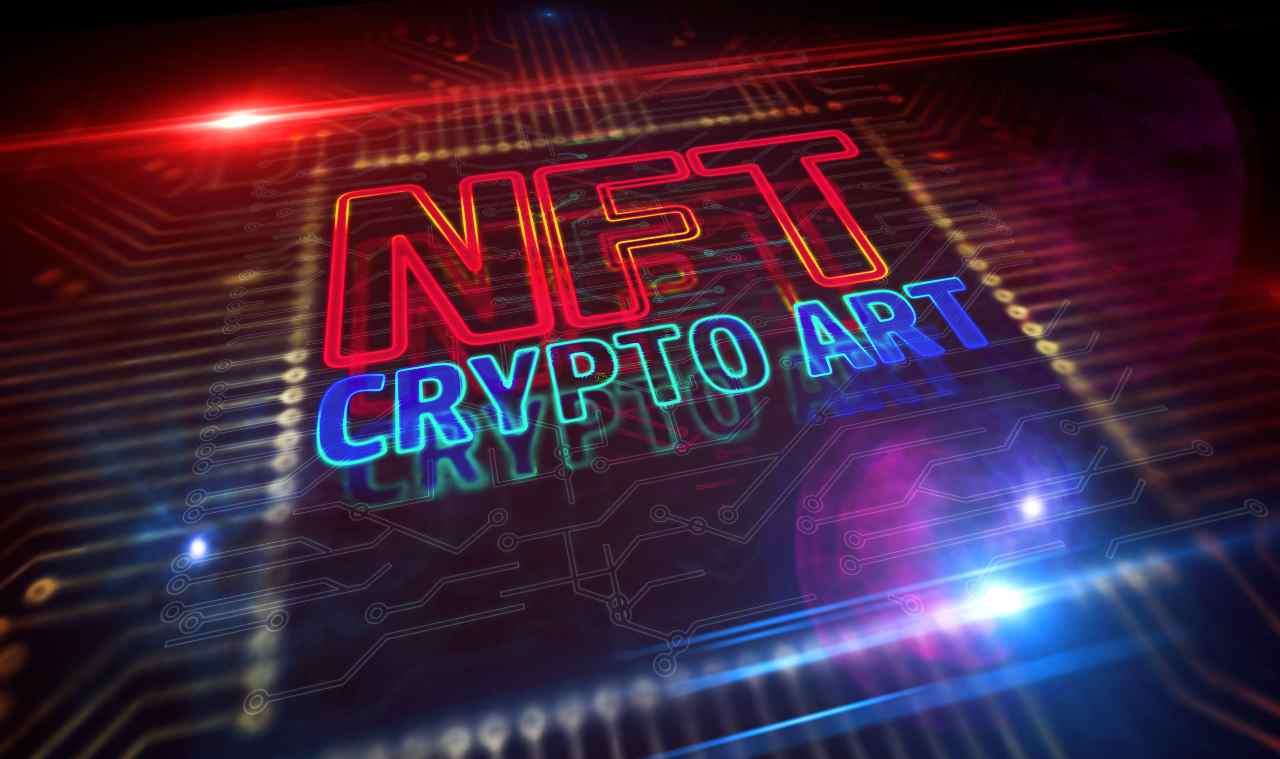 NFT - Crypto Art