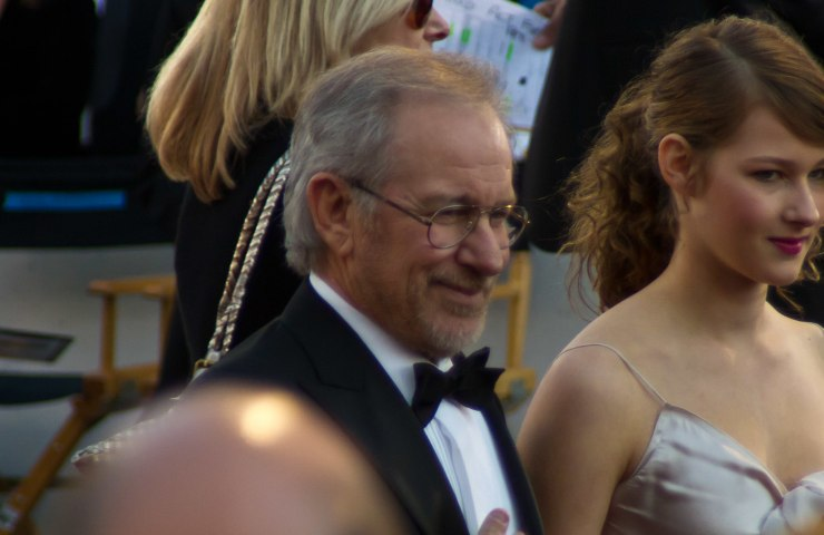 Netflix Originals Steven Spielberg (Flickr.com)