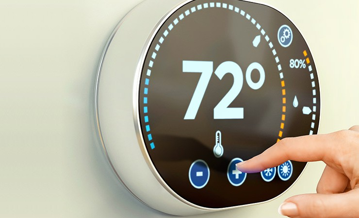 Texas termostati smart