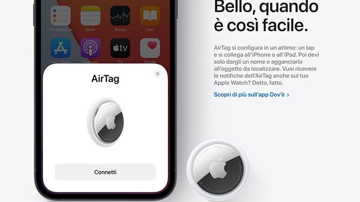 AirTag nuovo firmware problemi privacy