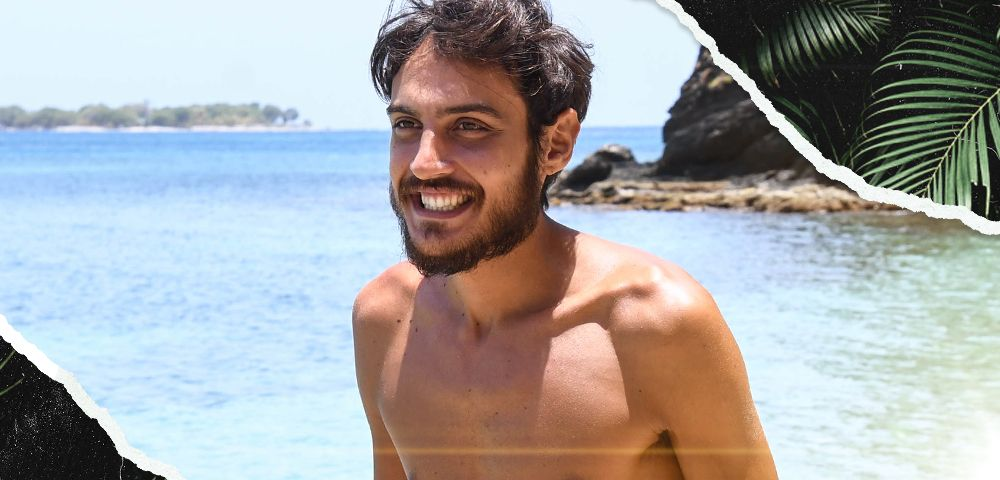 Awed, l'influencer che ha trionfato all'Isola dei Famosi (Mediaset)