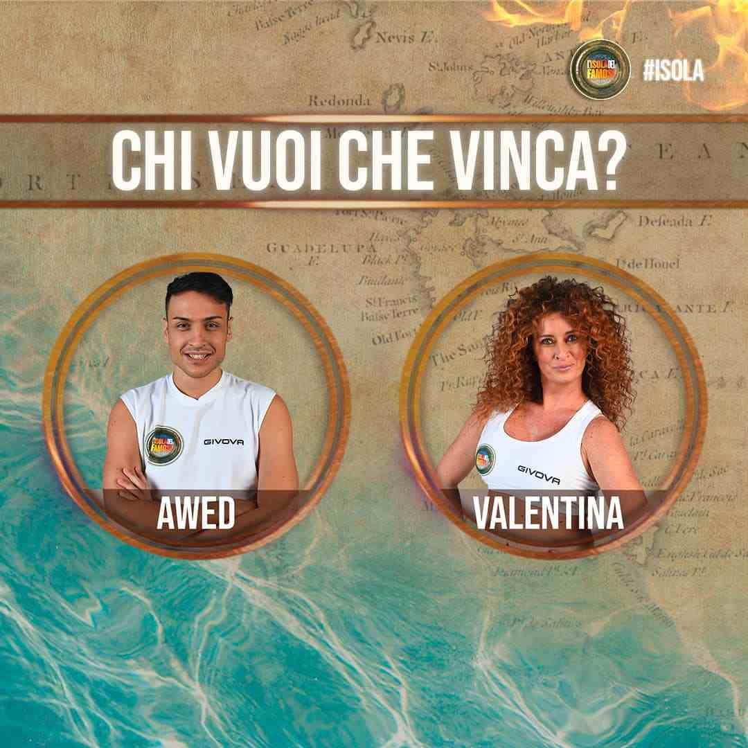 L'influencer Simone Paciello ha battuto in finale Valentina Persia (Mediaset)