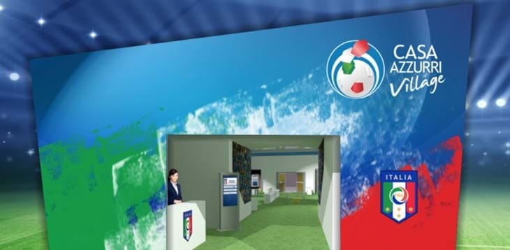 Casa Azzurri meta ambita, come prenotarsi (FIGC)