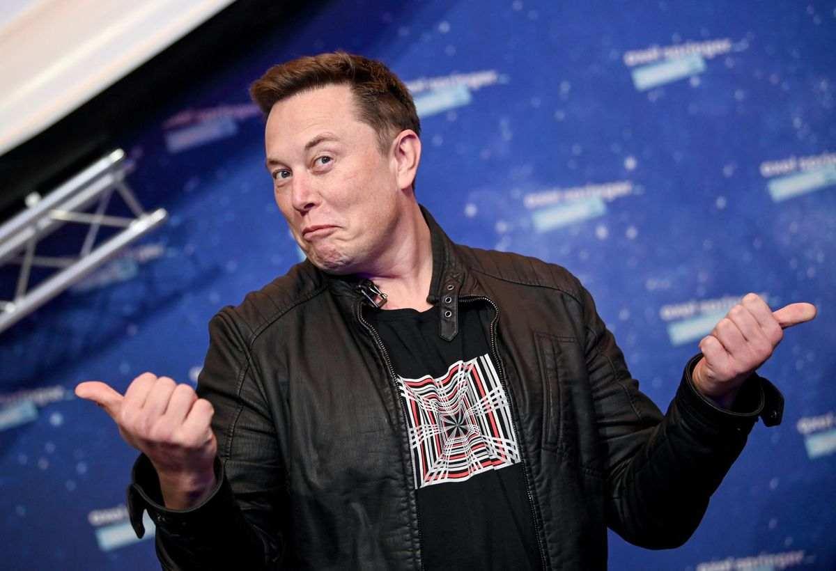 Elon Musk, i suoi twett variano l'andamento al cambio dei bitcoin (reuters)
