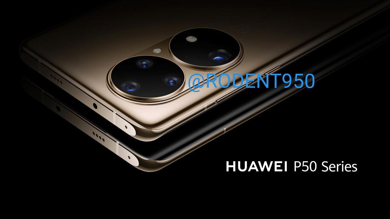 Huawei P50 uscita