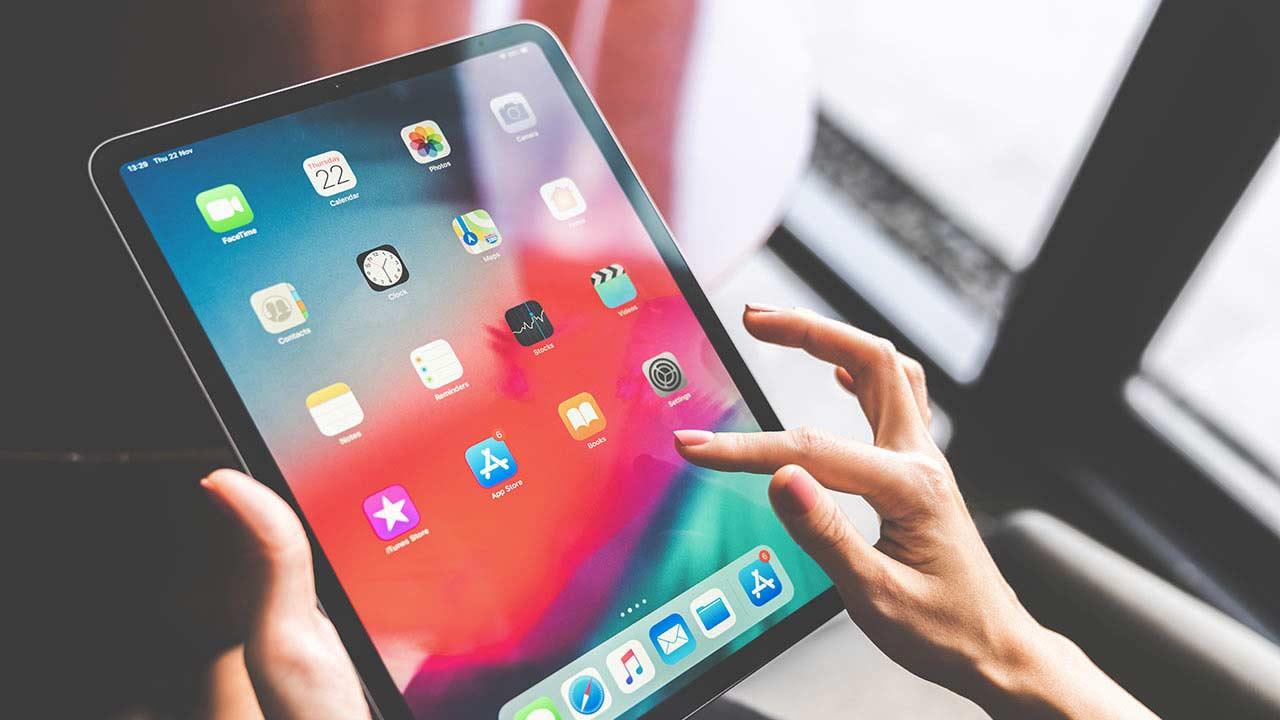iPad display grande modelli futuri