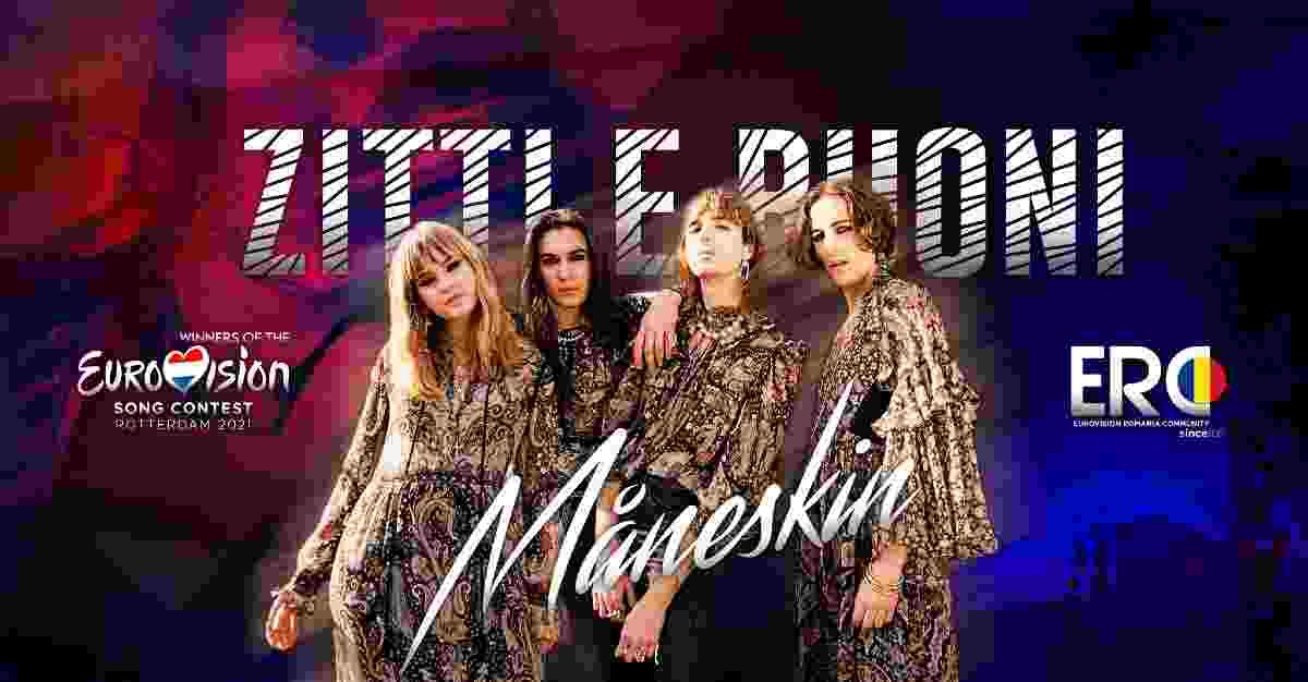 Maneskin, la band romana di record in record (sito ufficiale)
