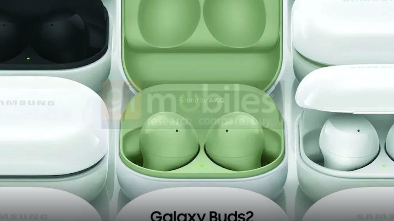 Galaxy Buds 2 caratteristiche