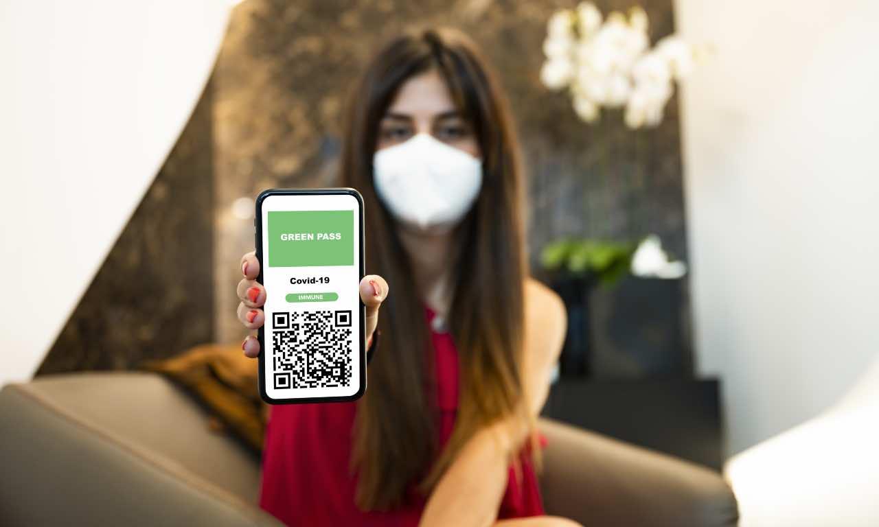 green pass whatsapp