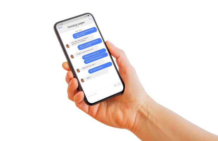 addio sms