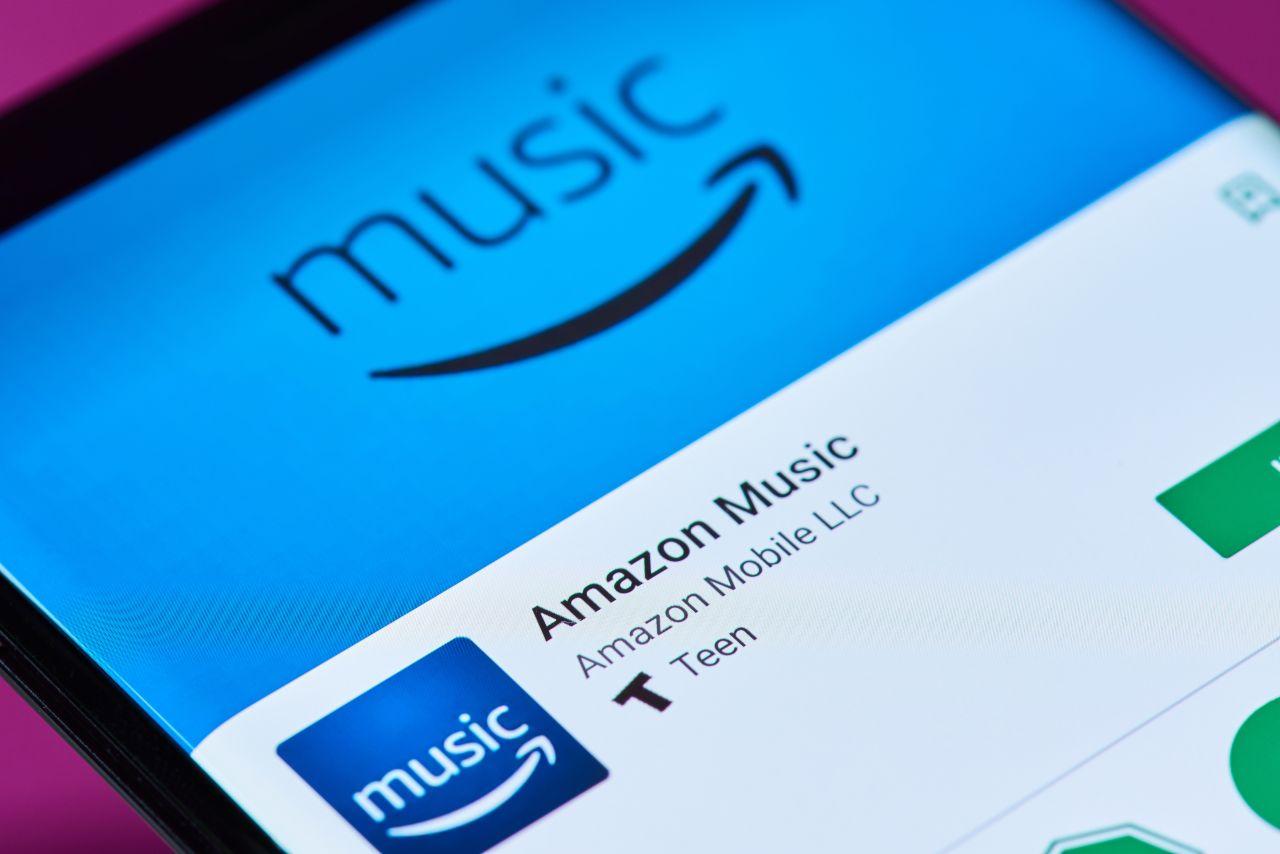 Amazon Music (Adobe Stock)