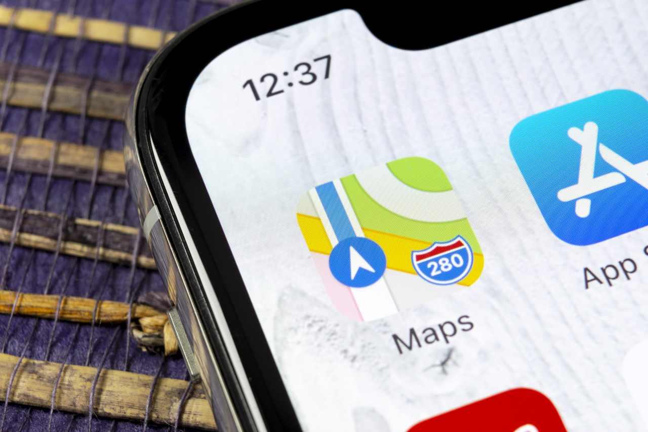 Apple Maps (Adobe Stock)