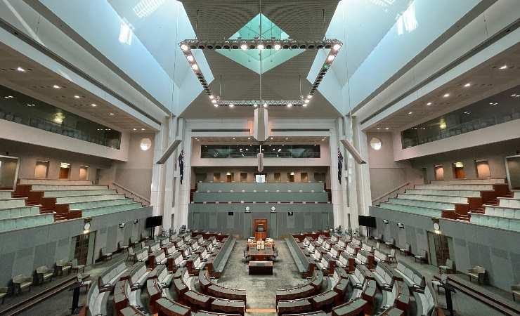 Bot politici parlamento