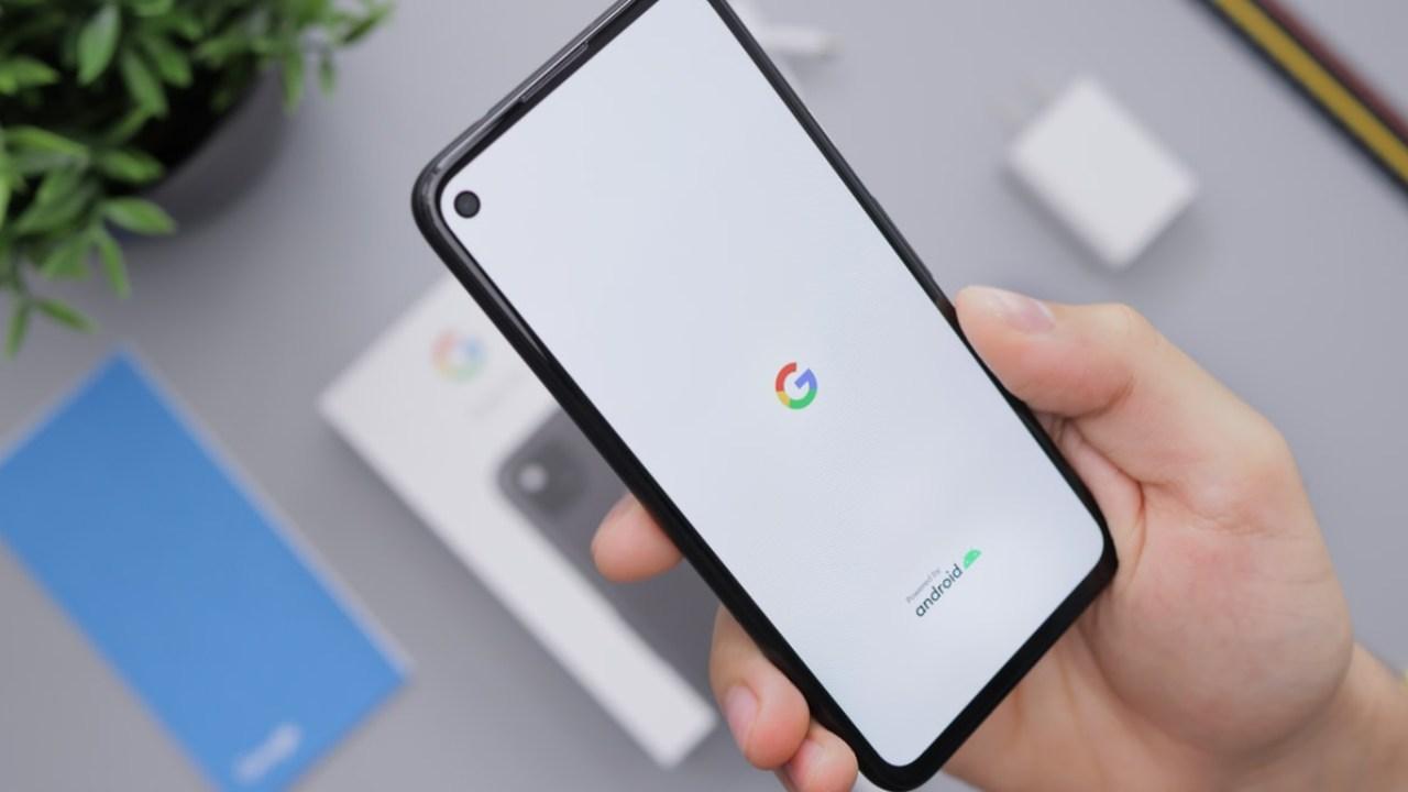 Google Pixel batteria