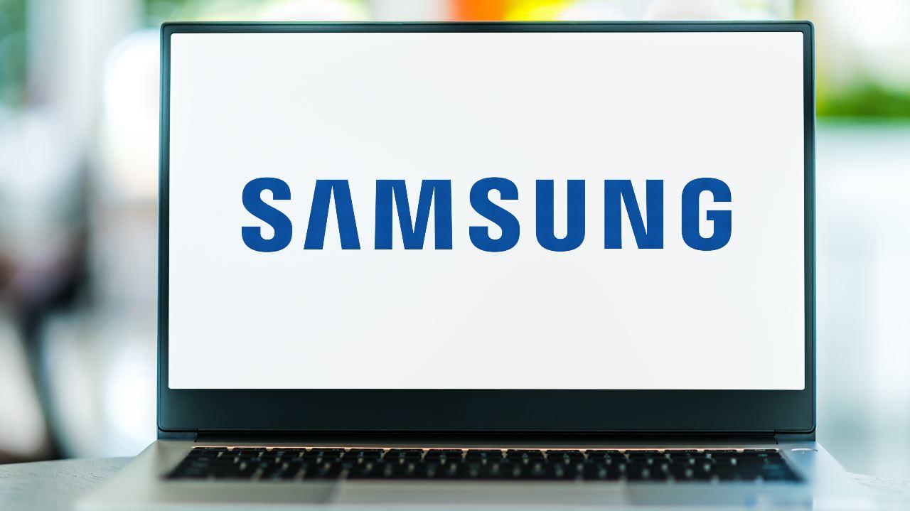 Laptop Samsung (Adobe Stock)