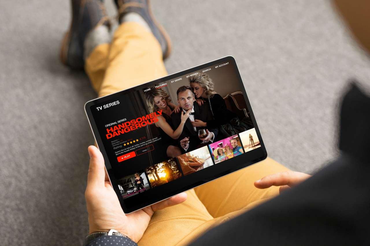 Netflix (Adobe Stock)