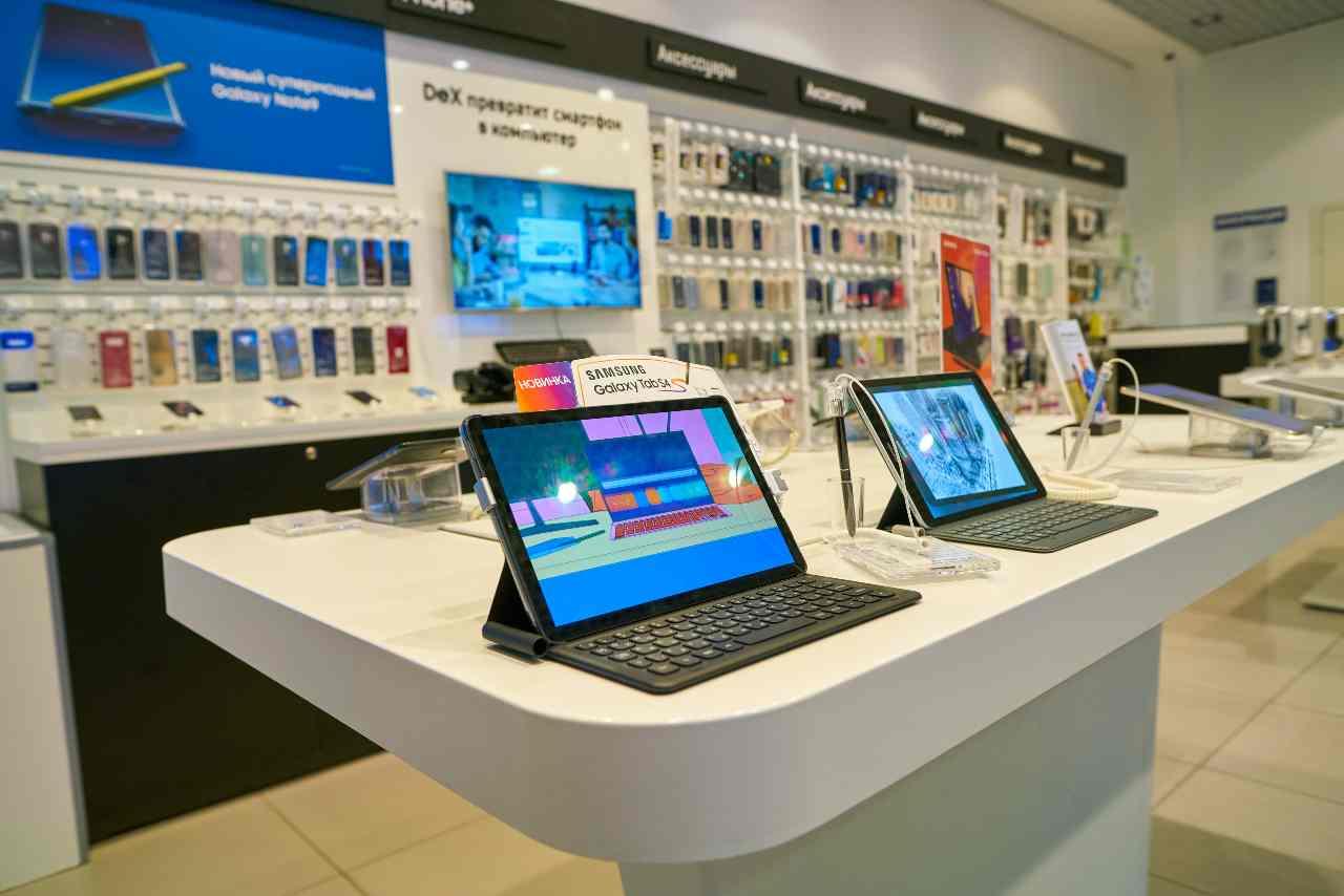 Samsung Store (Adobe Stock)