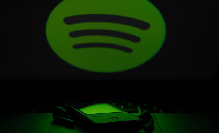 Spotify eventi biglietto a pagamento