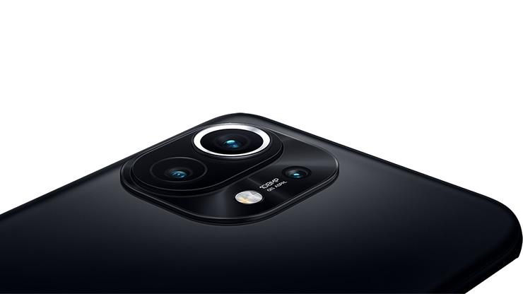 Xiaomi Mi 11 fotocamera