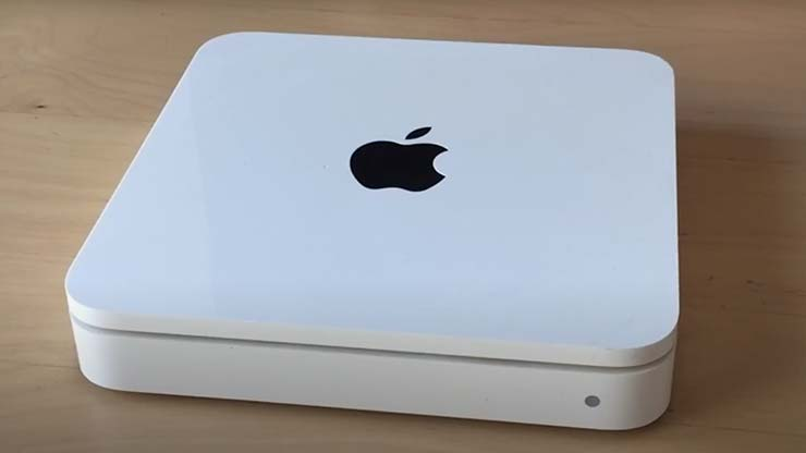 device Apple AirPort Time Capsule