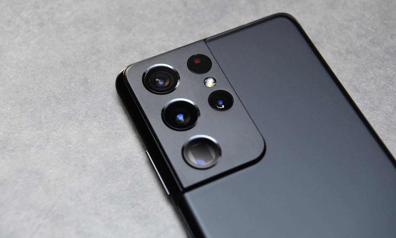 Galaxy S22 Ultra fotocamera 200 megapixel Olympus