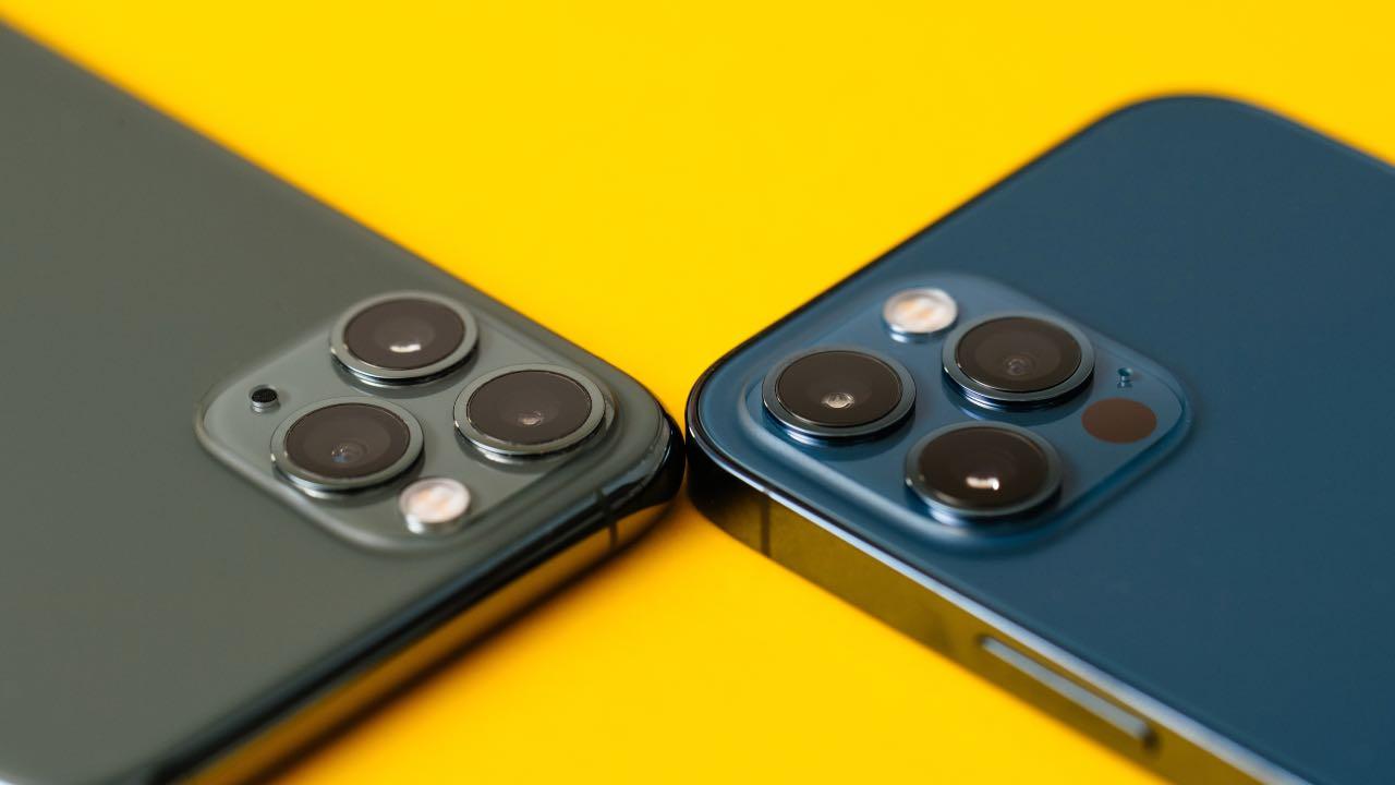 iPhone 14 fotocamera a periscopio