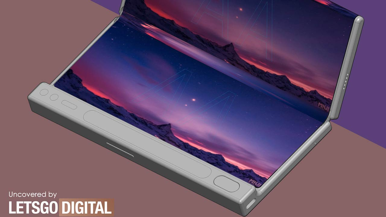 Xiaomi nuovo pieghevole