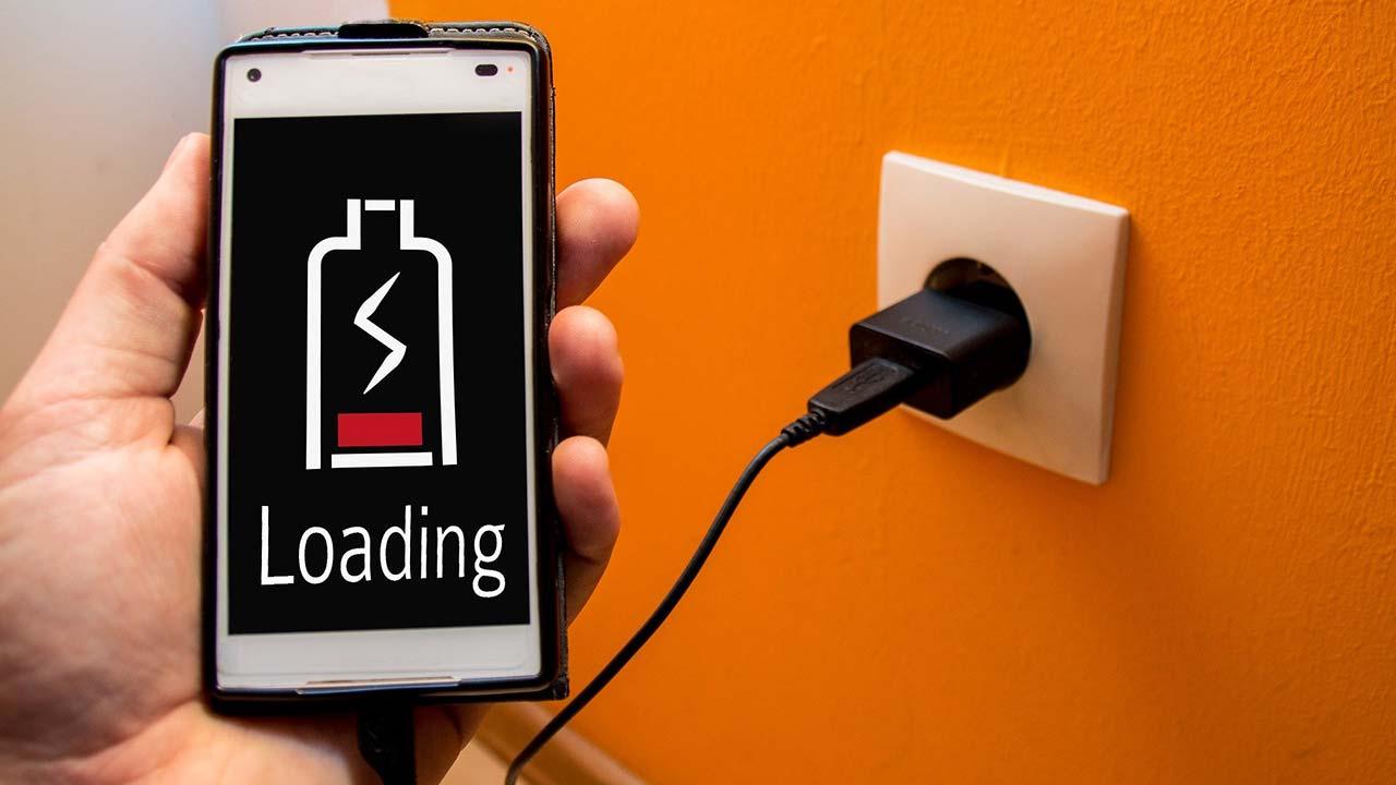 ricarica rapida tecnologia smartphone