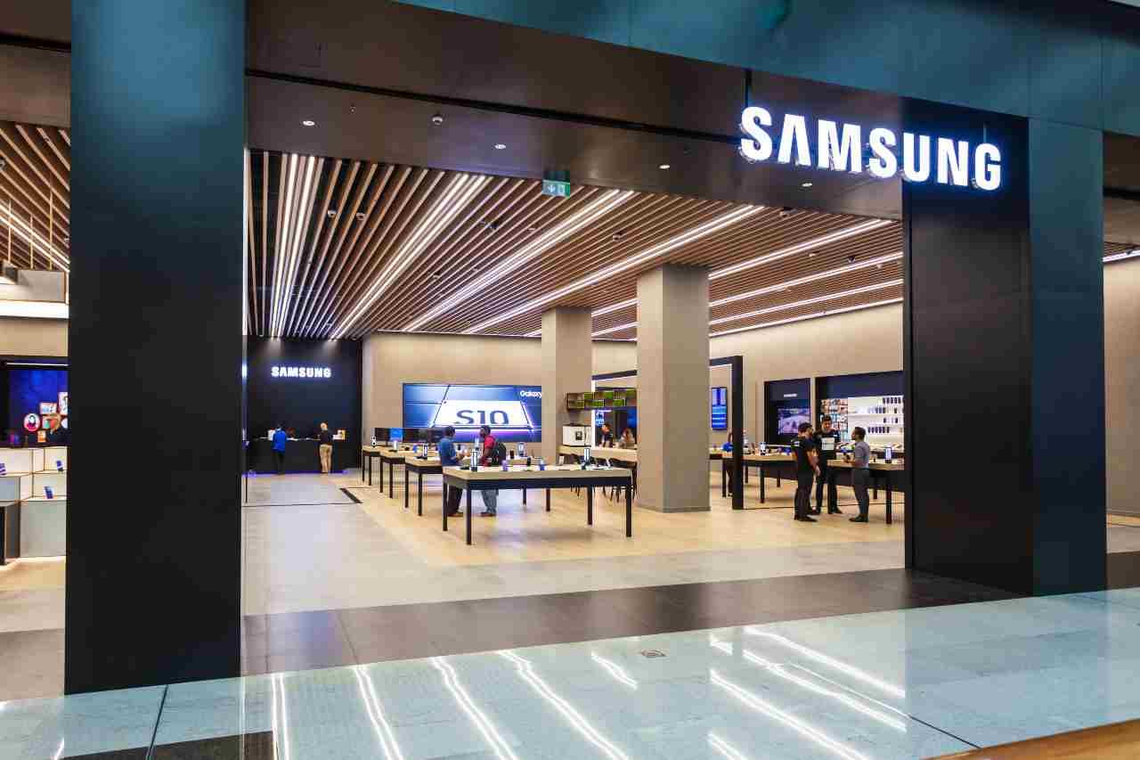 Samsung, colosso sudcoreano numero uno nella telefonia (Adobe Stock)