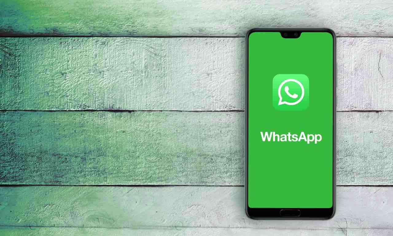 WhatsApp impostazione condivisione video
