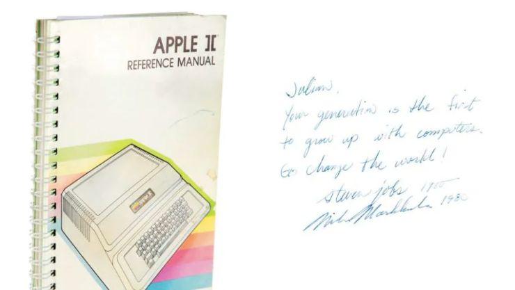 manuale istruzioni apple