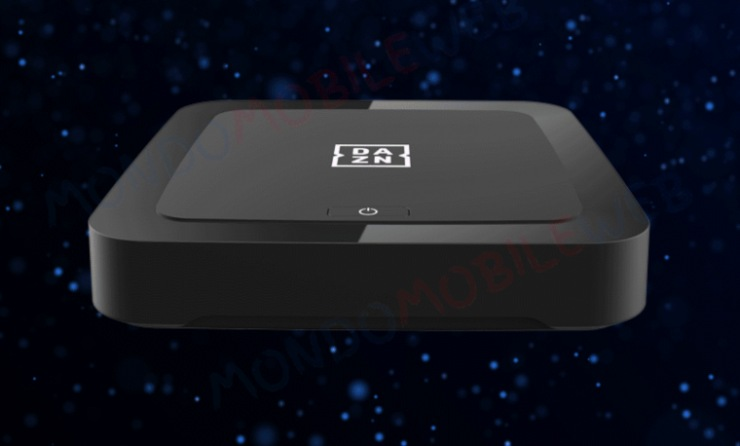 dazn tv box