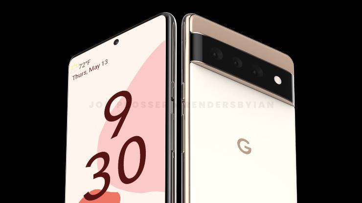 Pixel 6 Google Tensor