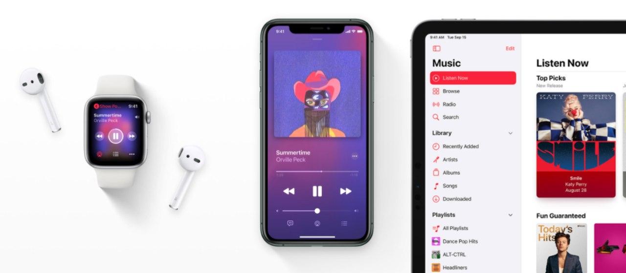 Apple Music Primephone