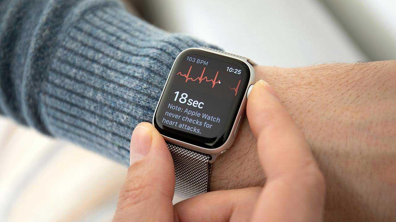 Apple Watch misuratore livello idratazione