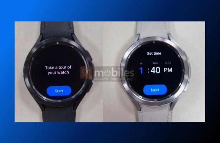 Galaxy Watch 4 (91mobiles.com)